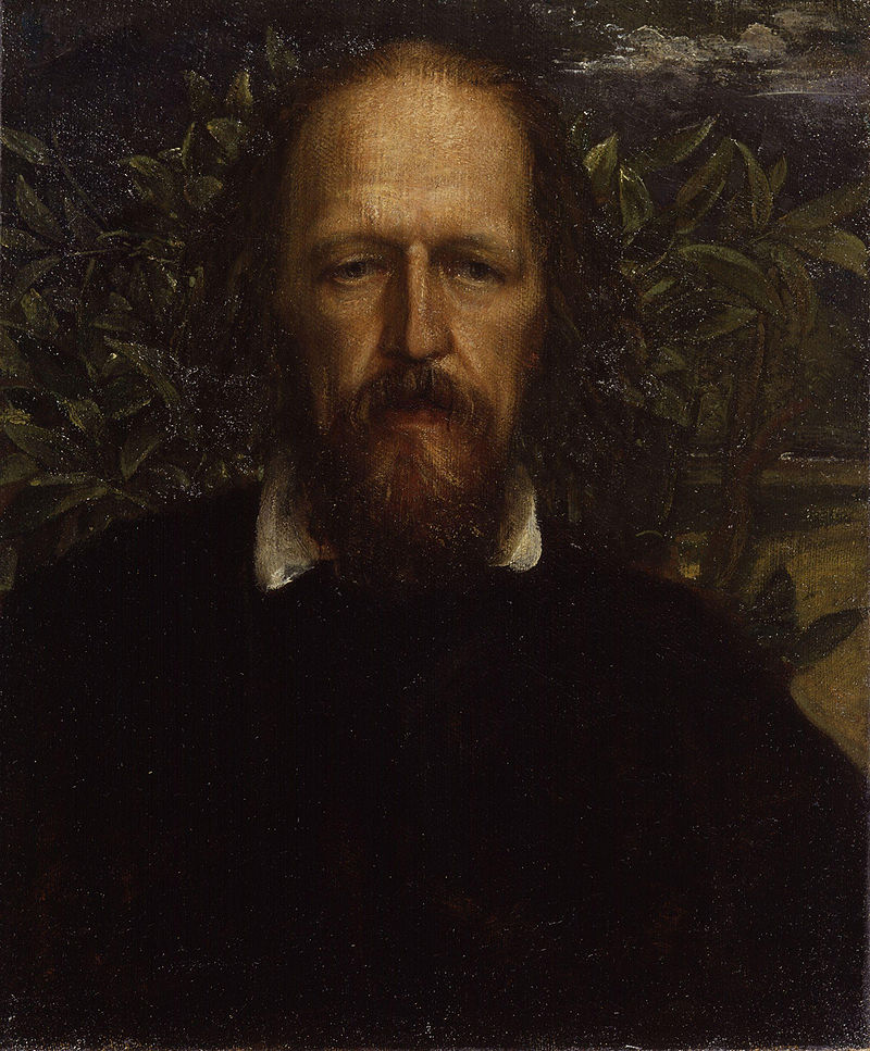 Alfred Lord Tennyson the Poet and his use of sounds